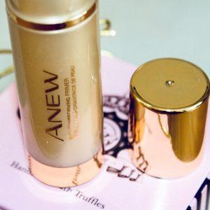 Avon Anew Skin Transforming Primer – a good moisturising, easy to use primer