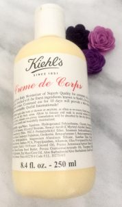 Kiehl's Creme de Corps – Should you make it your go to body lotion?