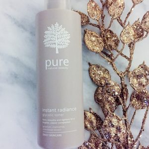 Pure Instant Radiance Glycolic Toner – Worth a try and won't break the bank.
