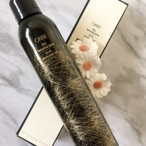 Oribe Dry Texturising Spray.  A bit of luxury for your hair but does it do all they claim?