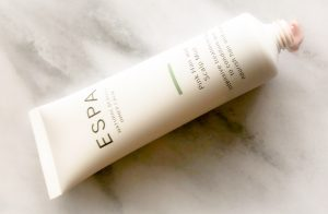 ESPA Pink Hair and Scalp Mud – A natural product which really nourishes and soothes.