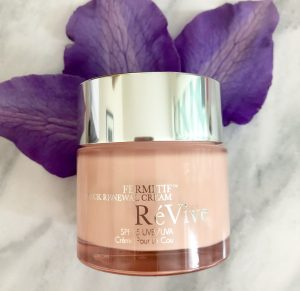 RéVive Fermatif Neck Renewal Cream (SPF15).  £100 for a neck cream! Is it worth it?