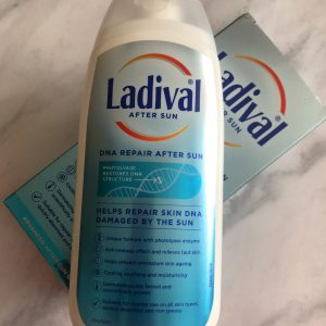 Ladival DNA Repair After Sun Gel.  One of those products that becomes a personal essential.