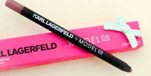 ModelCo and Karl Lagerfeld have teamed up and produced the best lipliner pencil I've ever used.