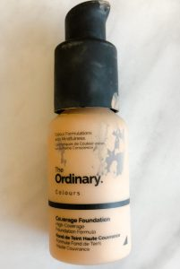 Which foundation would I repurchase?