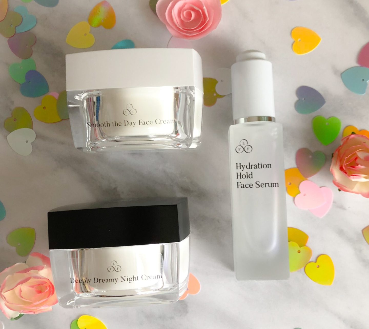 Look Fabulous Forever's Skincare Range for Mature Skin.